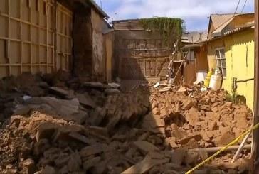 Cutremur in Chile: Doua personae decedate; mii de case ramase fara current electric