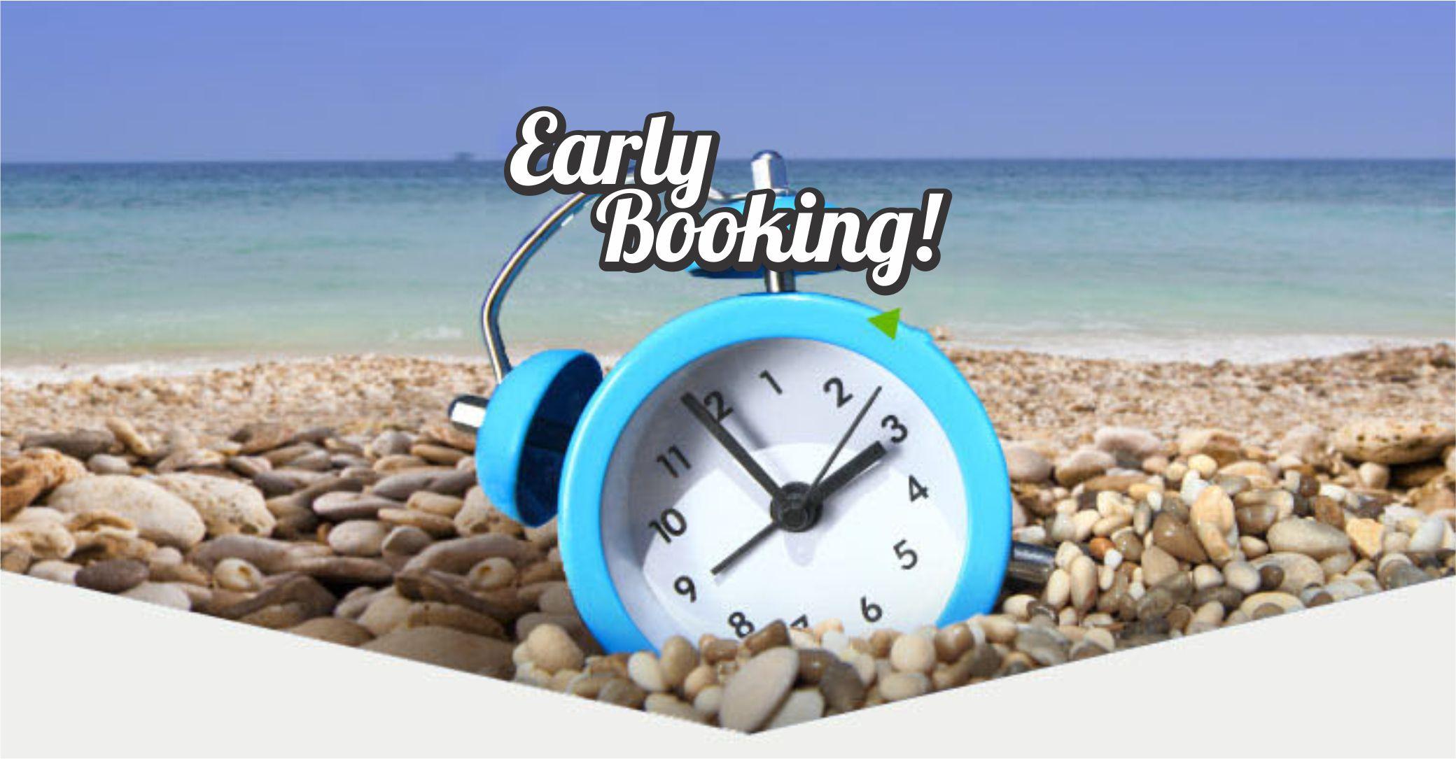 Oferte Early Booking pana la 31 ianuarie! Profita acum!
