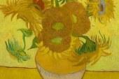 """Muzeul Van Goh va restaura panza """"Floarea Soarelui"""" a pictorului olandez timp de sase saptamani"""