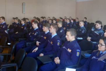 Vis pus in practica – 50 de elevi ai scolilor de politie isi incep practica la IPJ Maramures