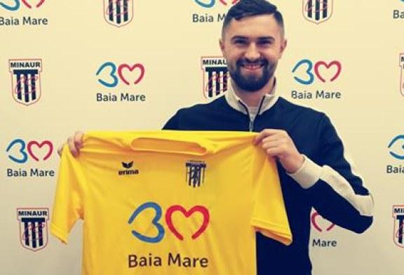 Fotbal: Raul Stanciu, al treilea transfer pentru Minerul Baia Mare