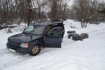 "Sarasau: Traficanti ""mirositi"" de politistii de frontiera. Infractorii s-au refugiat in Ucraina"