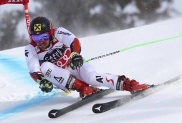 Austriacul Marcel Hirscher invingator slalomul urias de la Adelboden
