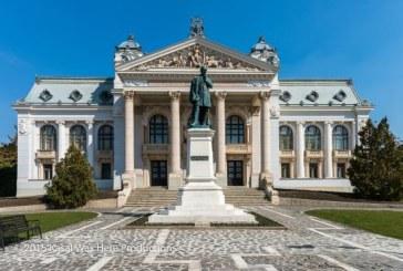 Iasi: Teatrul National 'Vasile Alecsandri' – pe locul al doilea in clasamentul celor mai frumoase teatre din lume
