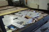 Maramures: 7.000 pachete cu tigari confiscate dupa o urmarire in trafic