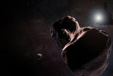 Ultima Thule, asteroidul care arata ca un popic in fotografiile realizate de sonda New Horizons