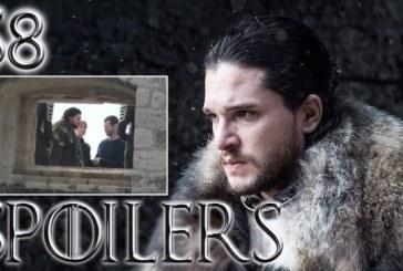 """Primele imagini din cel de-al optulea sezon al """"Game Of Thrones"""", dezvaluite de HBO"""