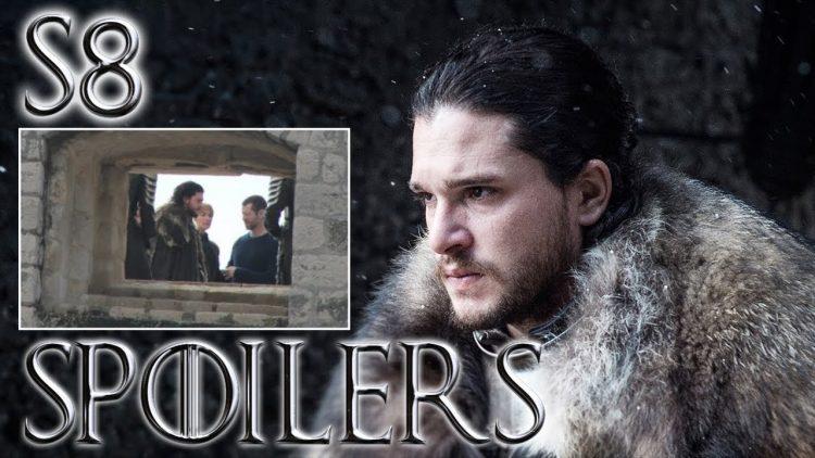 Primele imagini din cel de-al optulea sezon al ''Game Of Thrones'', dezvaluite de HBO