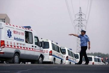 Douazeci de morti si 30 de raniti intr-un accident de mina in nordul Chinei