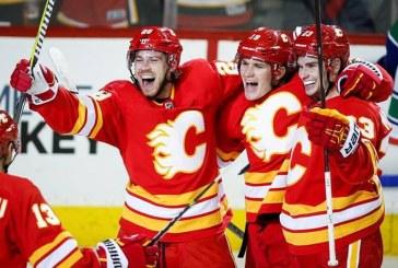 Hochei pe gheata-NHL: O noua victorie pentru Calgary Flames