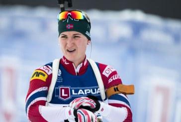 Biatlon-CM: Norvegianca Roeiseland a castigat sprintul de la Soldier Hollow