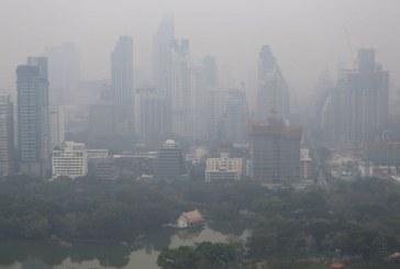 Thailanda – Sute de fabrici inchise in lupta cu valul de smog care a invaluit capitala Bangkok