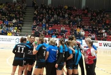 Handbal feminin – Liga Florilor: CS Minaur, invinsa de Corona Brasov
