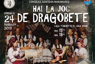 """""""Hai la joc de Dragobete"""", un nou eveniment marca Ansamblul Folcloric National """"Transilvania"""""""