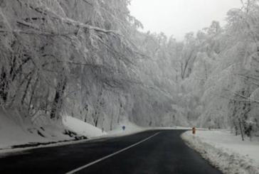 Info trafic: Circulatie rutiera in conditii de iarna in Maramures
