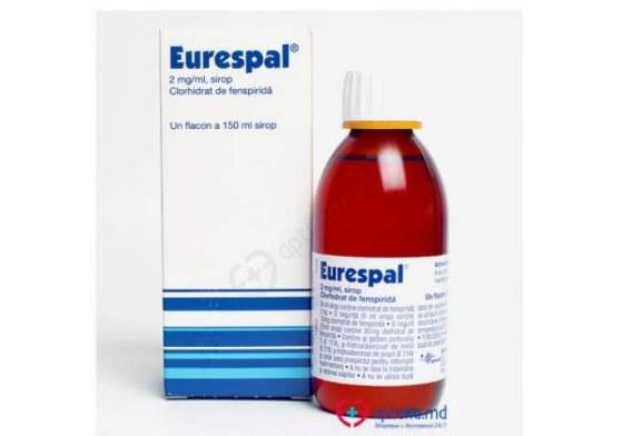 Eurespal, interzis si pe piata din Romania. Ce spune Agentia Nationala a Medicamentului