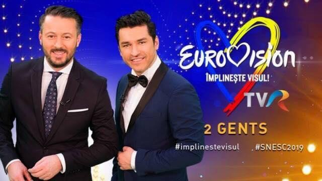 "Haideti, sa-l votam pe baimareanul nostru duminica pe TVR! Ciprian Rogojan si Doru Todorut isi doresc sa reprezinte Romania, anul acesta, la Eurovisionul din Tel Aviv, cu piesa ""Ielele"" (VIDEO)"