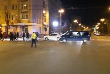 Protest: Baimarenii au solidarizat cu magistratii