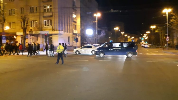 Maramures: Protestul USR, fara autorizatie. Manifestarea a fost anuntata din timp