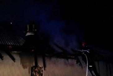 Maramures: Fetita de 11 luni a fost gasita, de pompieri, carbonizata. Politia a deschis dosar penal