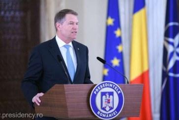 Iohannis: Voi retrimite Parlamentului pentru corectura si imbunatatire legea bugetului pe anul 2019