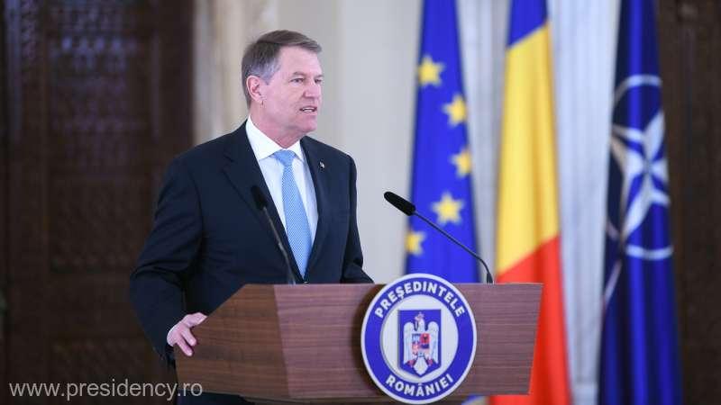 Presedintele Iohannis a sesizat legea bugetului de stat pe 2019 la CCR