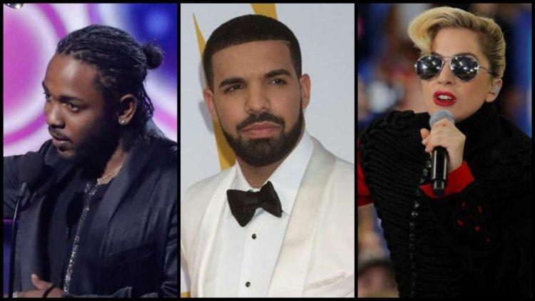 Grammy 2019-Kendrick Lamar, Drake si Lady Gaga, printre marii favoriti ai galei