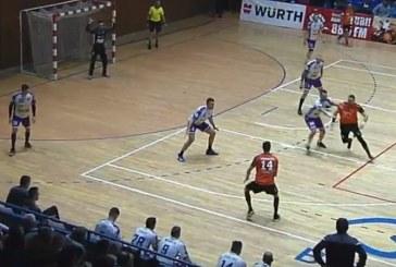 Handbal masculin: Minaur Baia Mare se infrunta cu CSM Fagaras in etapa a XX-a din Liga Zimbrilor