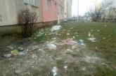 (GALERIE FOTO) Baia Mare: Orasul inoata, la propriu, in gunoaie iar vina e jumi-juma…