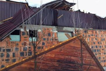 Maramures: Rapoarte trimise la MAI cu pagubele produse de caderile masive de zapada
