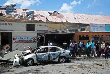 Somalia: Cel putin 11 morti intr-o explozie puetrnica produsa langa un mall din capitala tarii