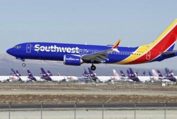 SUA: Aterizare de urgenta a unui Boeing 737 MAX intr-un zbor fara pasageri