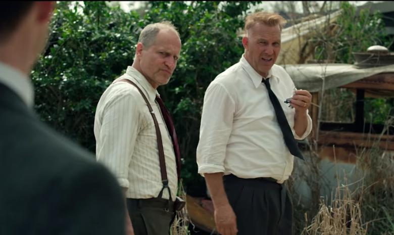 Kevin Costner si Woody Harrelson, intr-un film despre politistii care i-au ucis pe Bonnie si Clyde