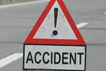 ACTUALIZARE – Moisei: Pieton accidentat de autoturism. Omul s-a ales cu traumatisme la ambele picioare