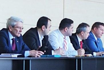 Autoritatile maramuresene se pregatesc pentru desfasurarea alegerilor europarlamentare  in atentia prefectilor