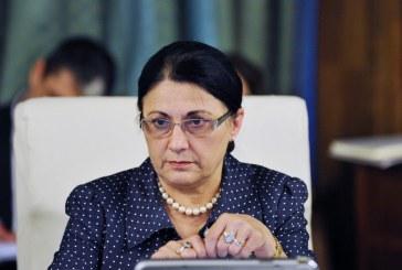 Ecaterina Andronescu: Incercam prin viitoarea lege sa transformam liceele tehnologice in licee tehnologice duale
