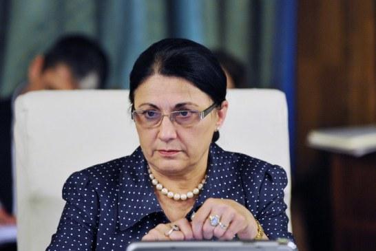 Ecaterina Andronescu: Licitatia pentru manuale a fost lansata