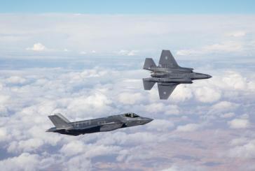 SUA: US Navy anunta ca avionul 'invizibil' F-35 a devenit operational pe portavioane
