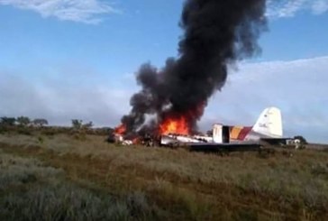Un avion care efectua o cursa regionala s-a prabusit in Columbia. Accidentul aviatic s-a soldat cu 12 morti