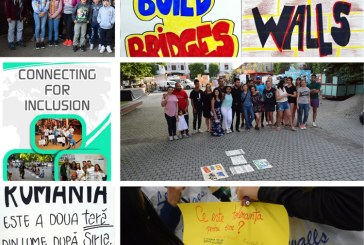 "Proiectul ""Connecting for inclusion"" a ajuns la final"