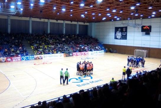 Handbal masculin – Liga Zimbrilor: CS Minaur a pierdut la Turda