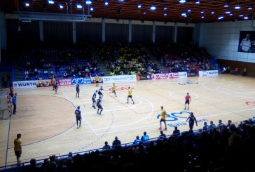 Handbal masculin: CS Minaur intalneste CSM Bucuresti pe teren propriu