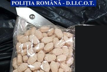 Trafic cu droguri in Baia Mare. Politistii au prins doi tineri