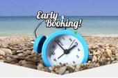 Profita de ultimele zile de early booking