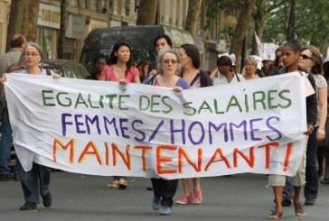 Mii de persoane au manifestat pentru drepturile femeilor in Franta