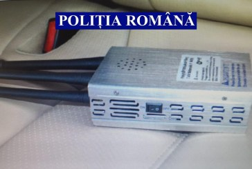Baia Mare: Grupare specializata in furturi din autovehicule, destructurata de politisti