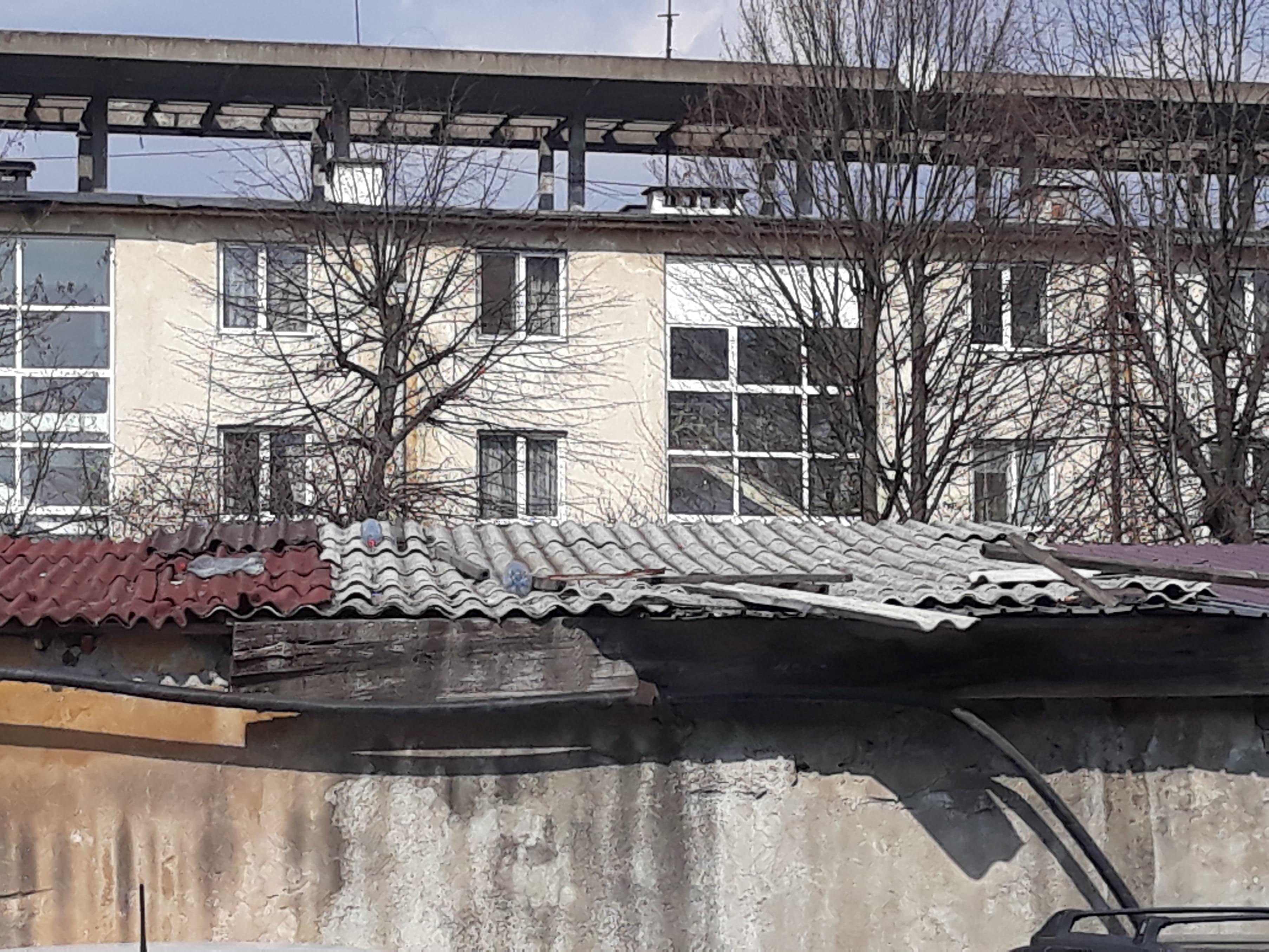 Imaginile zilei - Garaje...in Baia Mare