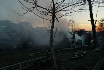 Un barbat a ars de viu la Sighetu Marmatiei