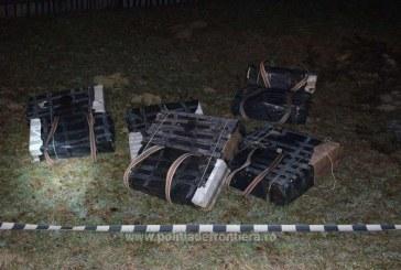 Marfa de 183.000 de lei in dauna contrabandistilor de tigarete