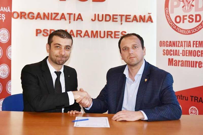 N-a rezistat un an: Senatorul Iustin Talpos a lasat PSD pentru UNPR